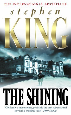 The Shining by Stephen King - review & book cover