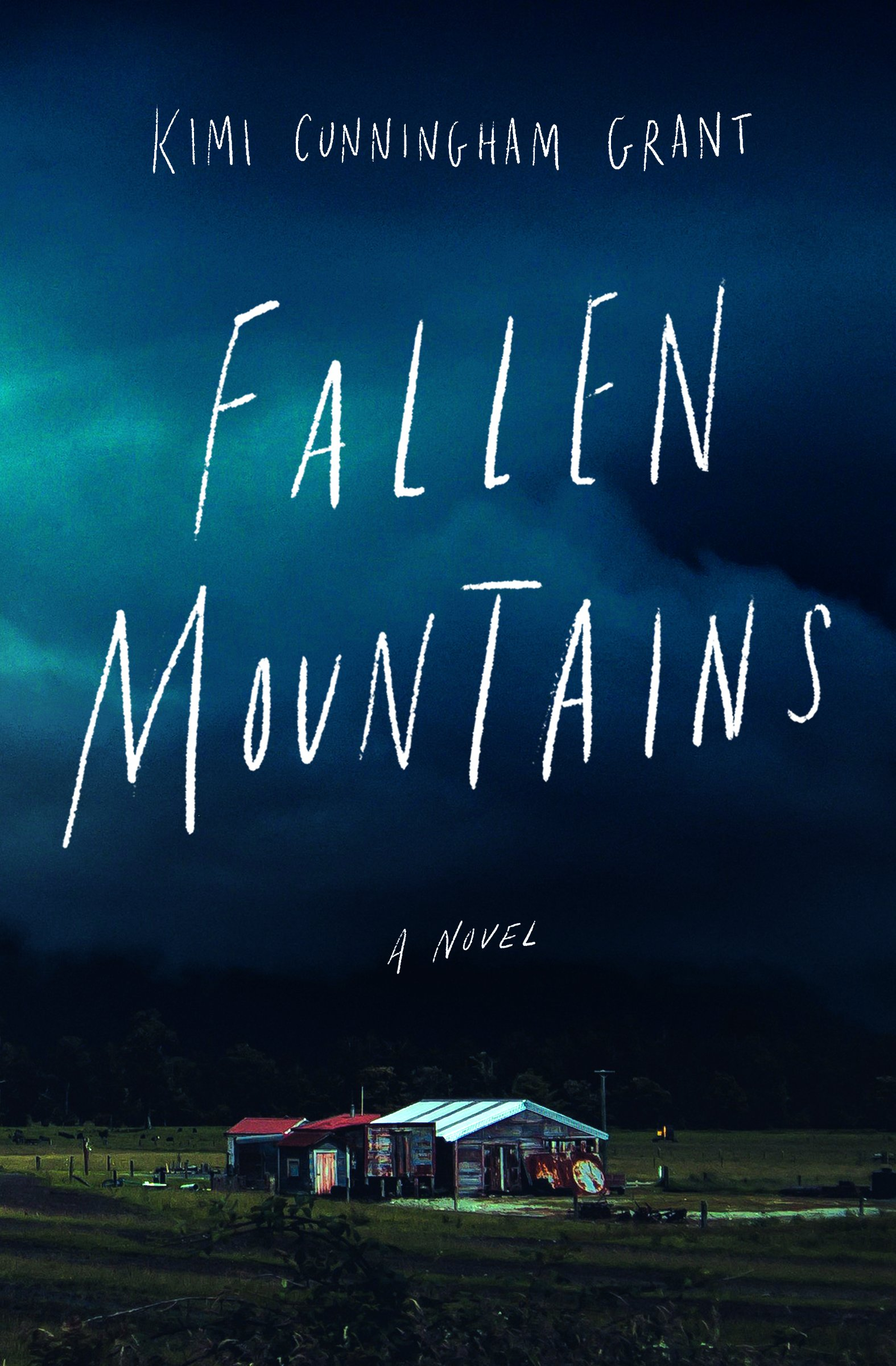 NetGalley BookReview of Fallen Mountains by Kimi Cunningham Grant
