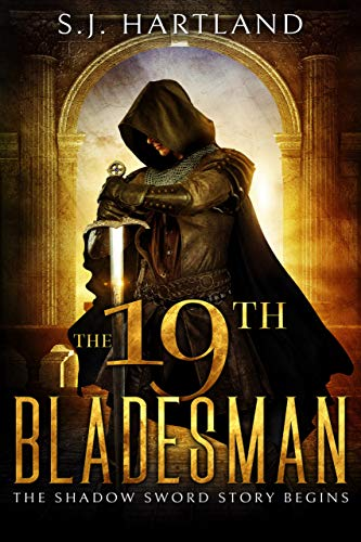 Readers' Favorite BookReview of the 19th Bladesman by SJ Hartland