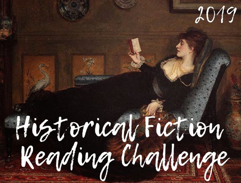 2019 Historical Fiction Challenge subscribed to by Debjani's Thoughts