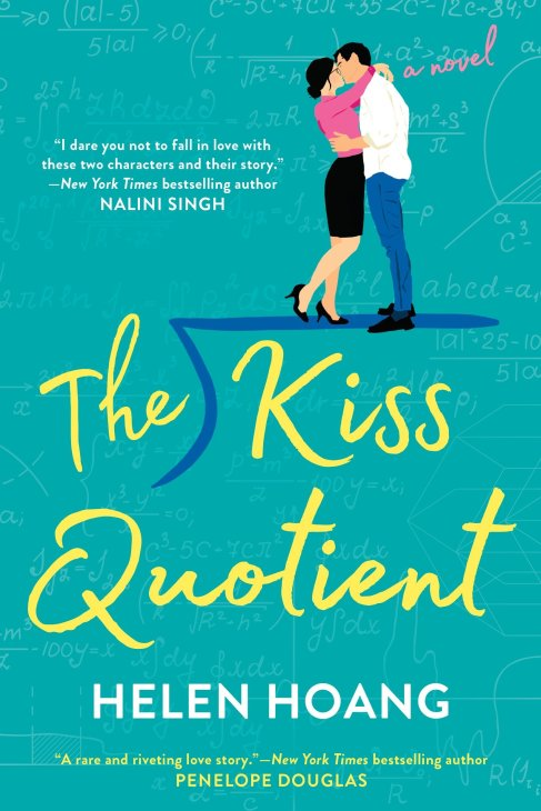 The Kiss Quotient by Helen Hoang review by Debjanisthoughts