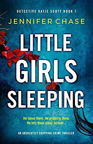 Little Girls Sleeping Book Cover