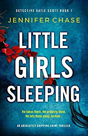 Little Girls Sleeping Book Cover