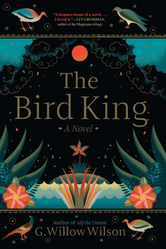 Cover of The Bird King by G. Willow Wilson