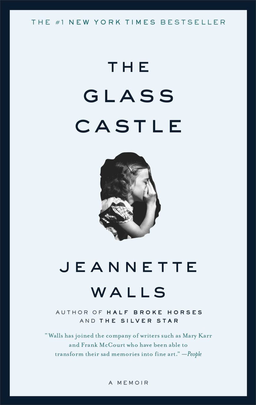 The Glass Castle by Jeanette Walls Book Cover