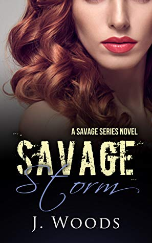Savage Storm by J. Woods