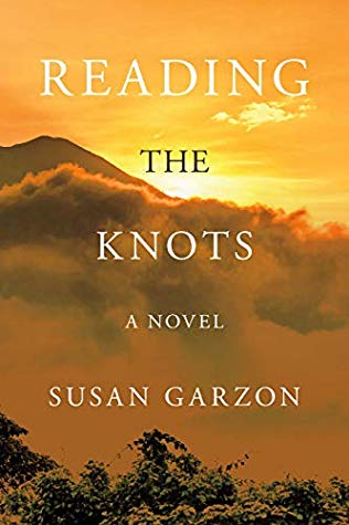 Reading the Knots by Susan Garzon - Book cover