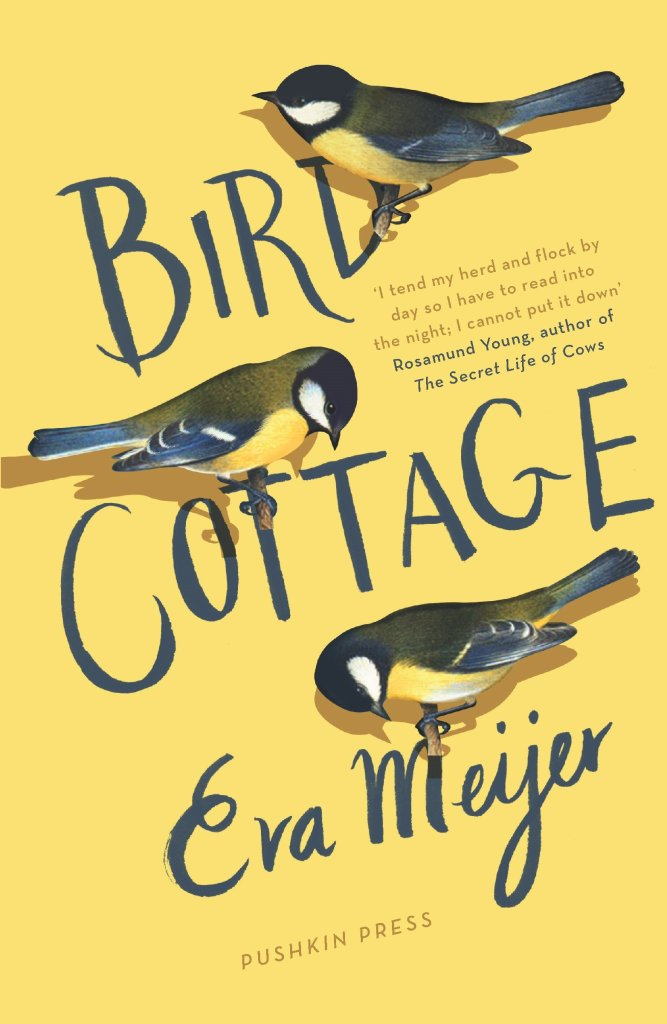 Bird Cottage by Eva Meijer Book cover