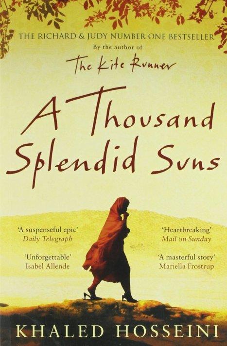 A Thousand Splendid Suns by Khaled Hosseini - Review