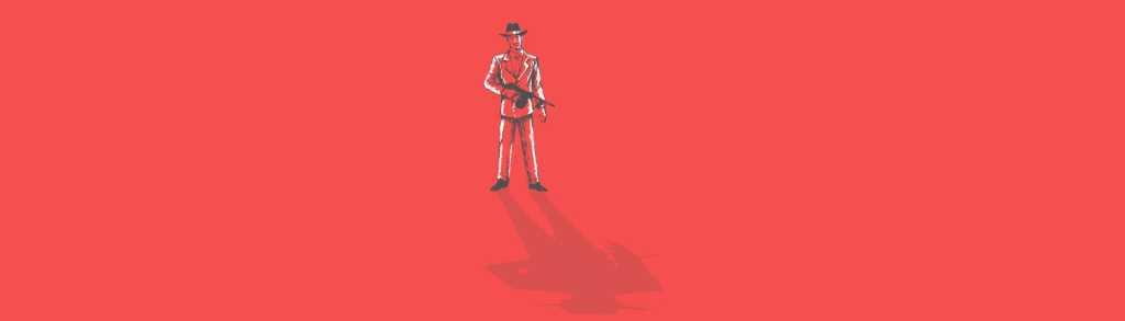 Organized Crime Illustration