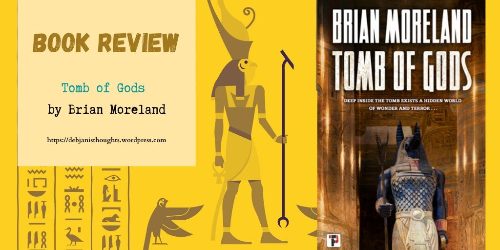 Tomb of Gods by Brian Moreland - Review