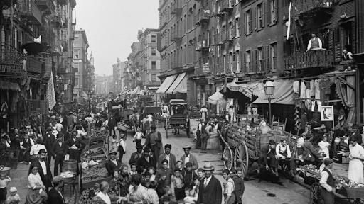 Urbanization in twentieth-century America