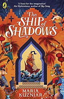 The Ship of Shadows by Maria Kuzniar book cover
