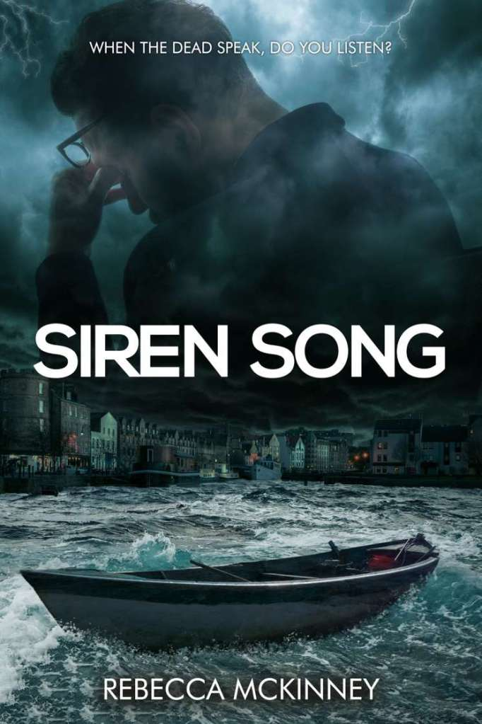 Siren Song by Rebecca McKinney - Cover Reveal