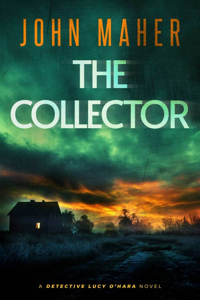 The Collector by John Maher Book Review & book cover