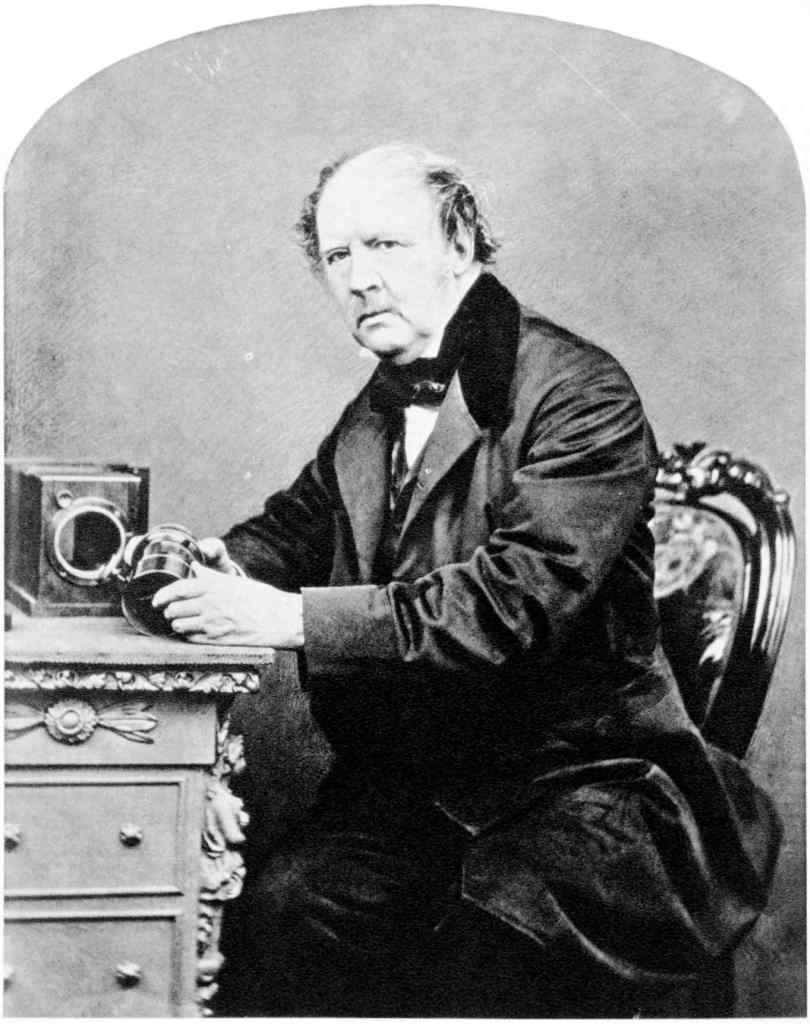 Henry Fox Talbot, photography pioneer