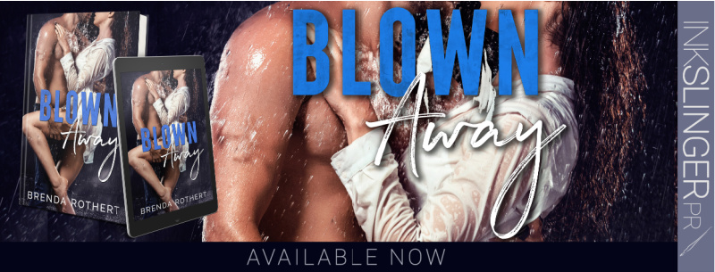 Blown Away by Brenda Rothert - Blog Tour