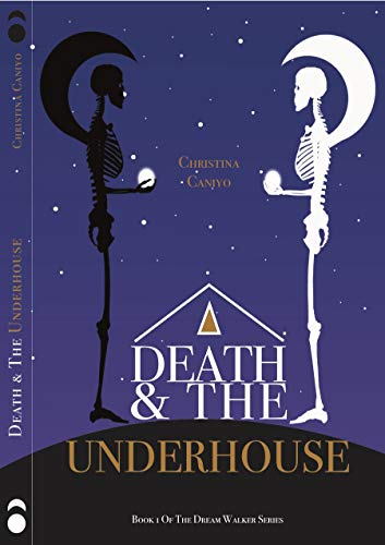 Death and The Underhouse by Christina Caniyo book cover