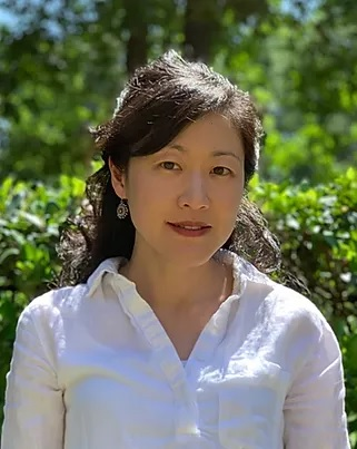 Julie Lee, author of Brother's Keeper
