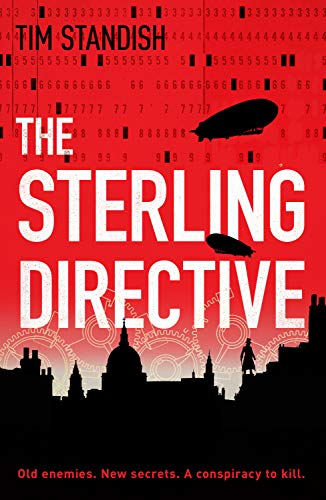 The Sterling Directive by Tim Standish book cover