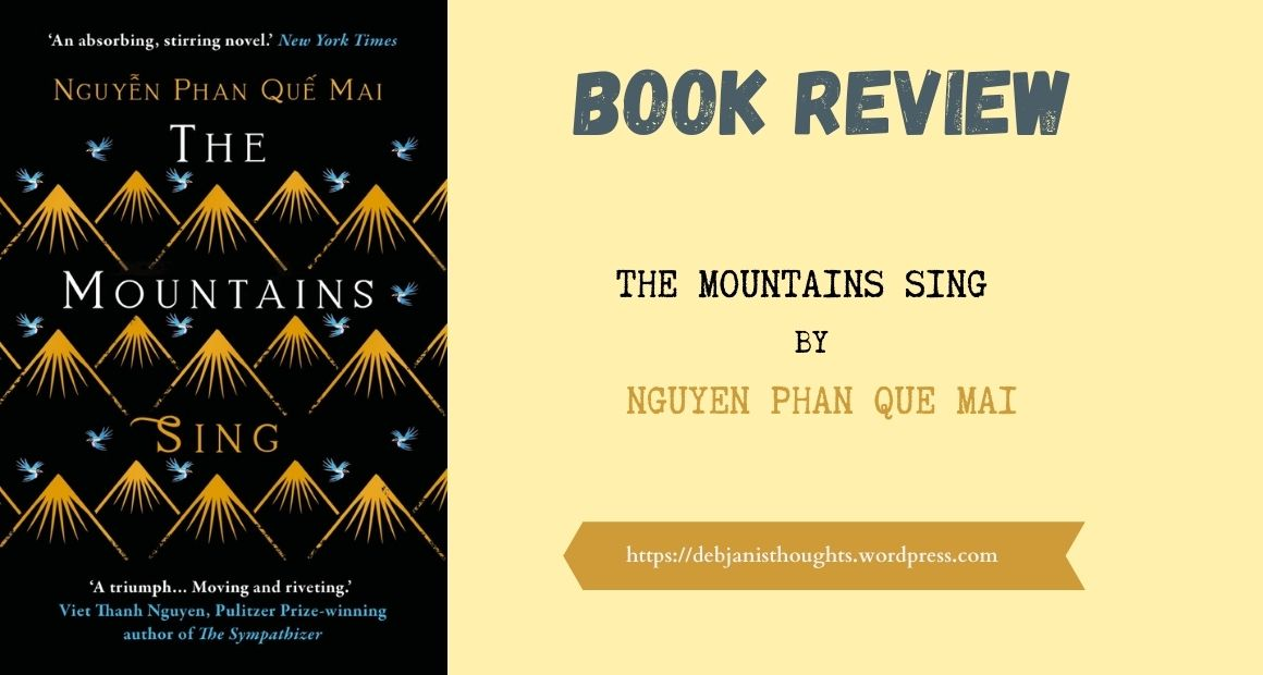 The Mountains Sing by Nguyễn Phan Quế Mai – Review & Blog Tour