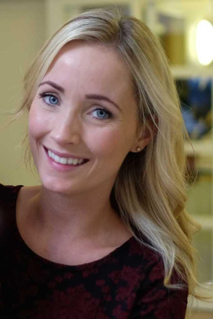 Eva Bjorg AEgisdottir