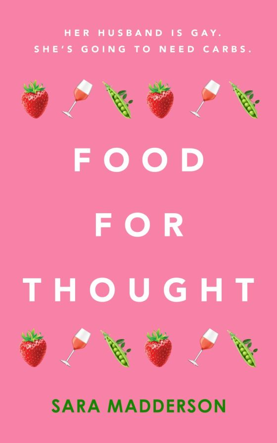 Food For Thought by Sara Madderson - Book cover