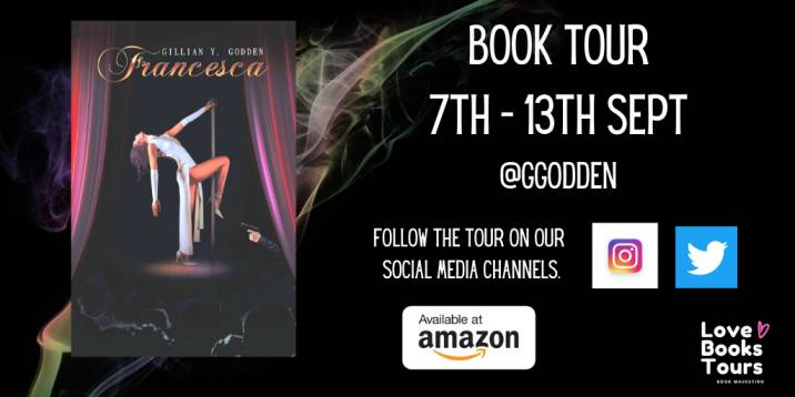 Francesca by Gillian Godden - Review & Blog Tour
