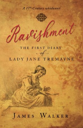 Ravishment by James Walker book cover & review