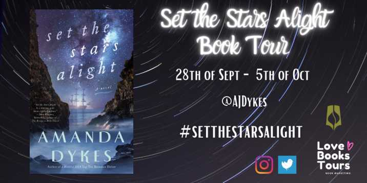 Set the Stars Alight by Amanda Dykes - Review | Blog Tour