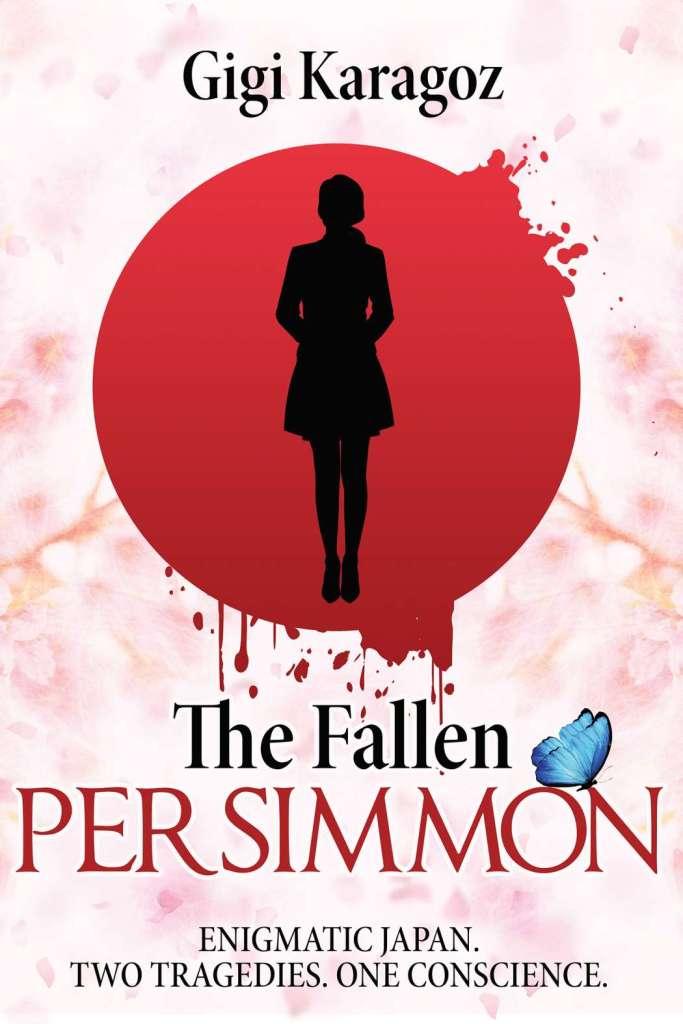 The Fallen Persimmon by Gigi Karagoz