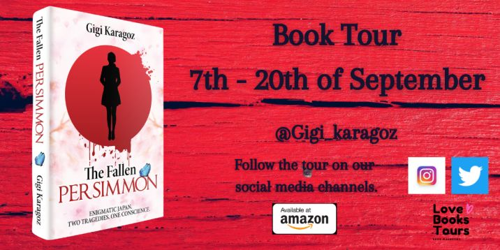 The Fallen Persimmon by Gigi Karagoz review
