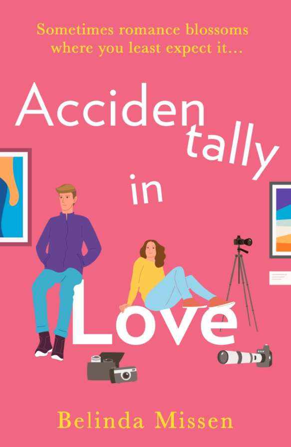 Accidentally In Love by Belinda Missen book cover
