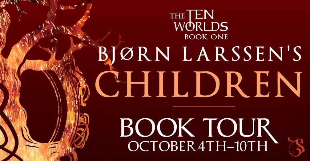 Children by Bjørn Larssen - Blog Tour