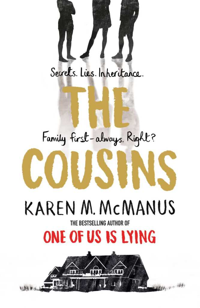 The Cousins by Karen M. McManus book cover