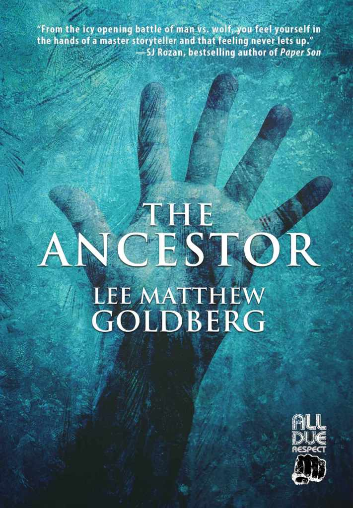 The Ancestor by Lee Matthew Goldberg book cover