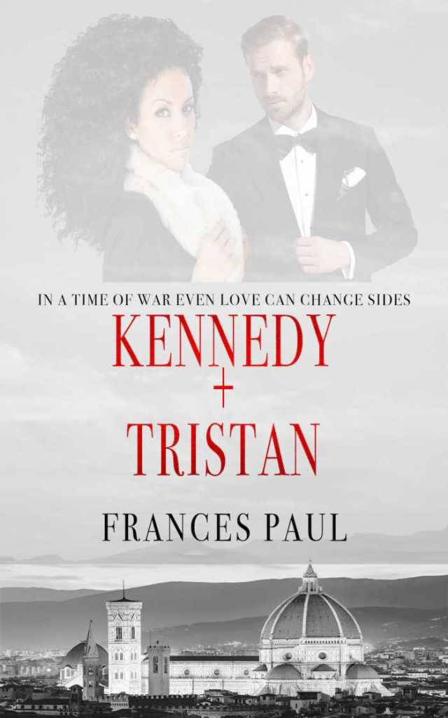 Kennedy and Tristan by Frances Paul book cover