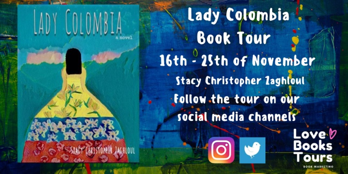 Lady Colombia by Stacy Christopher Zaghloul - Review