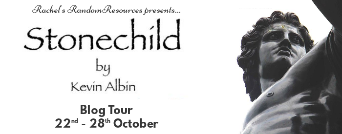 Stonechild by Kevin Albin - Excerpt