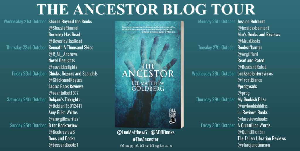 The Ancestor by Lee Matthew Goldberg - Review
