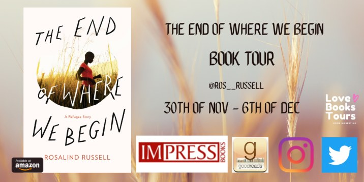 The End of Where We Begin by Rosalind Russell - Review