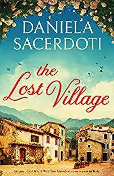 The Lost Village by Daniela Sacerdoti book cover