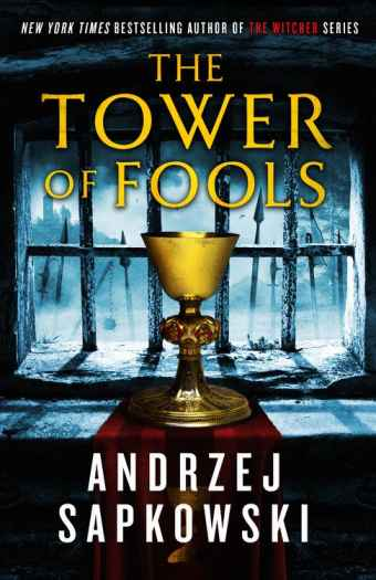 The Tower of Fools by Andrzej Sapkowski book cover