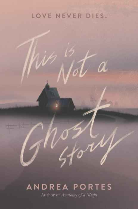 This Is Not a Ghost Story by Andrea Portes book cover
