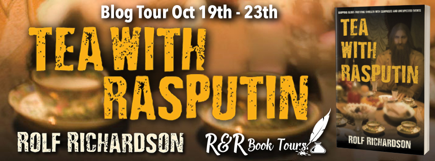 Tea with Rasputin by Rolf Richardson - Review