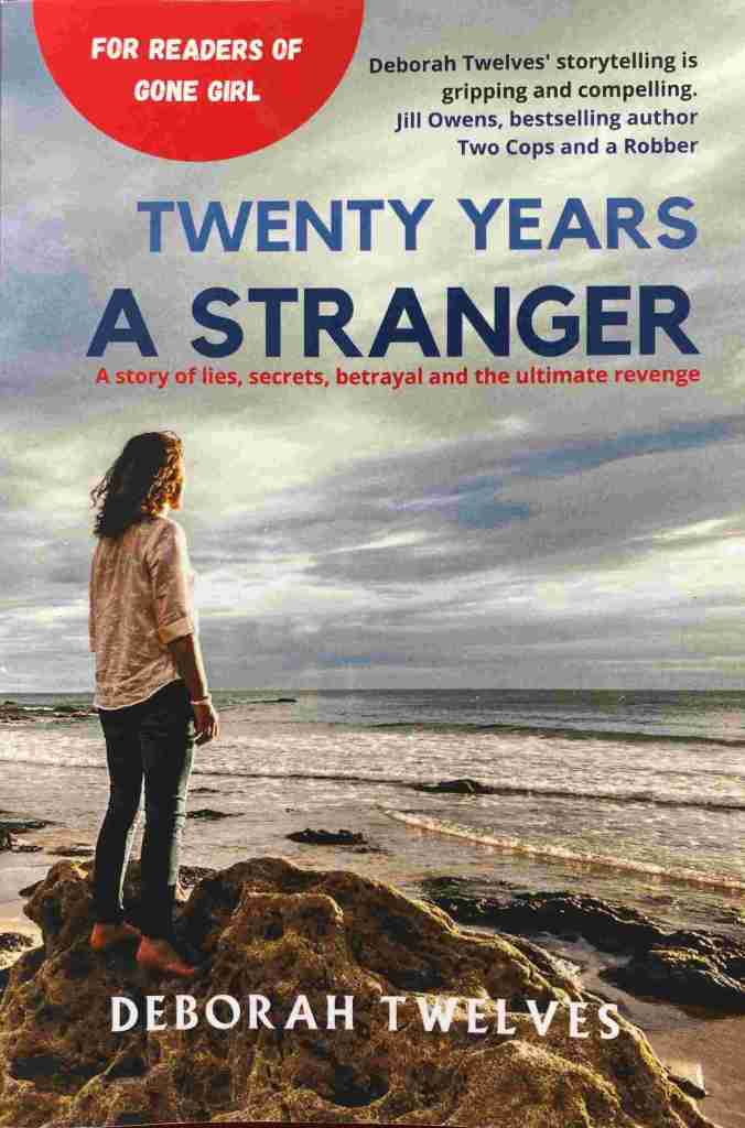 Twenty Years a Stranger by Deborah Twelves book cover