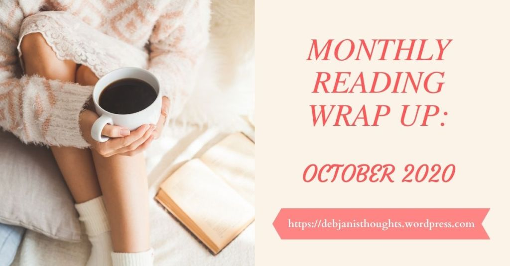 Monthly Reading Wrap-Up: October 2020