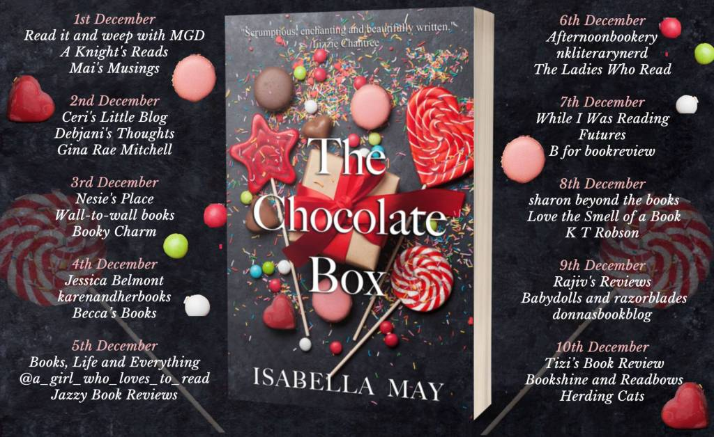 The Chocolate Box by Isabella May - Review | Blog Tour