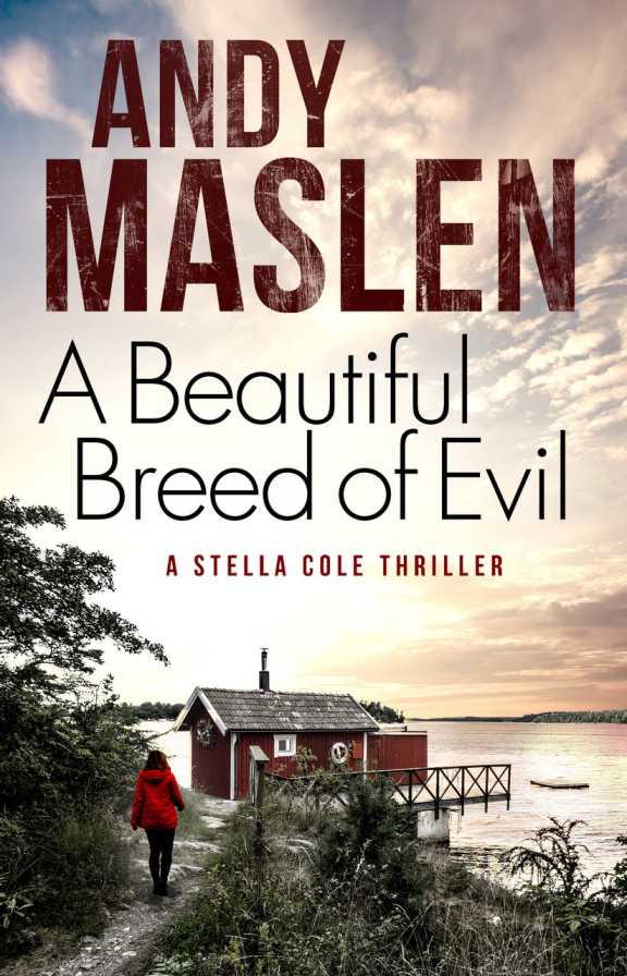 A Beautiful Breed of Evil by Andy Maslen book cover