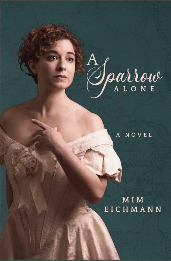 A Sparrow Alone by Mim Eichmann book cover